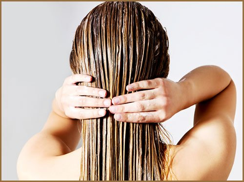 hair gold mask ingredienti