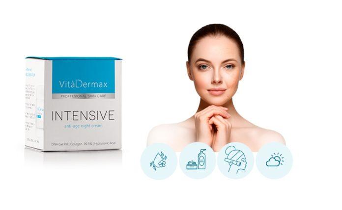 vitaldermax recensione crema anti age