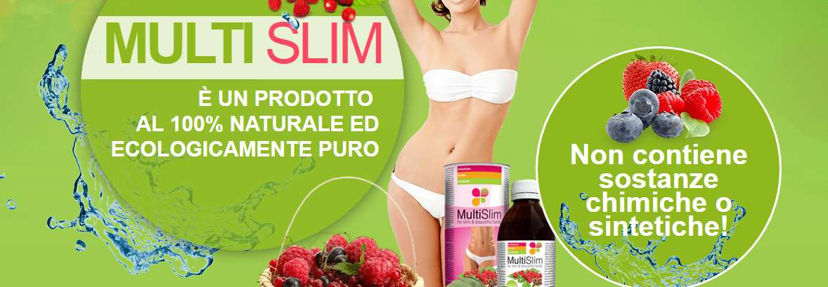 multislim ingredienti