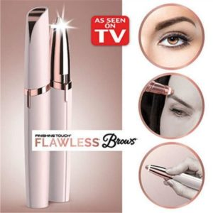 flawless brows trimmer caratteristiche