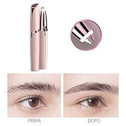 flawless brows trimmer innovativo