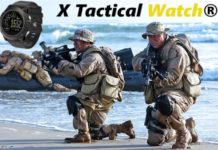 x tactical watch recensione