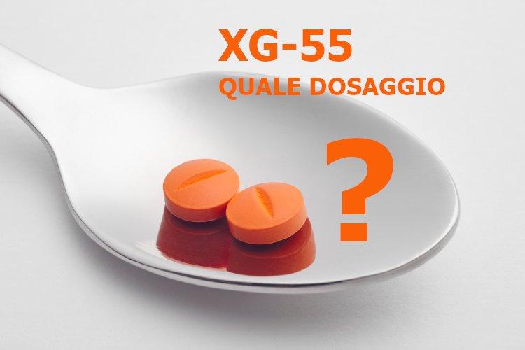 xg-55 dosaggio