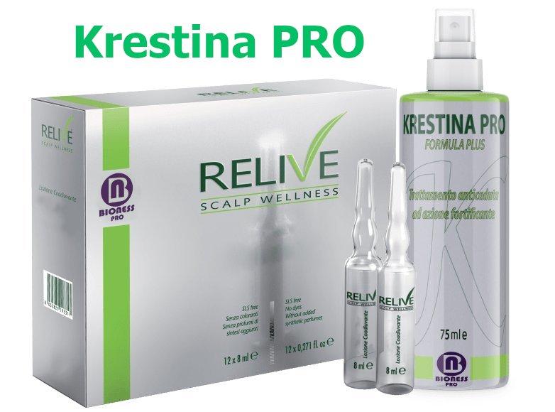 check out 6a214 5344c Funziona Krestina PRO? Trattamento professionale anti caduta ...