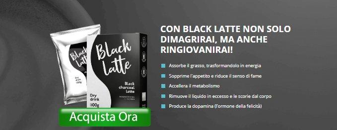 black latte prezzo