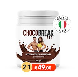 chocobreak fit cosa è