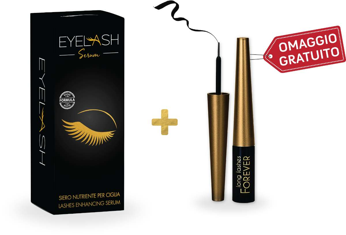eyelash serum ingredienti