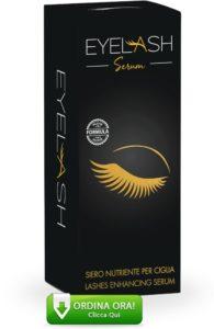 eyelash serum prezzo e dove si compra