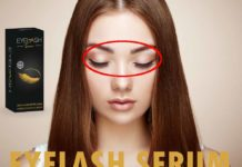 eyelash serum recensione