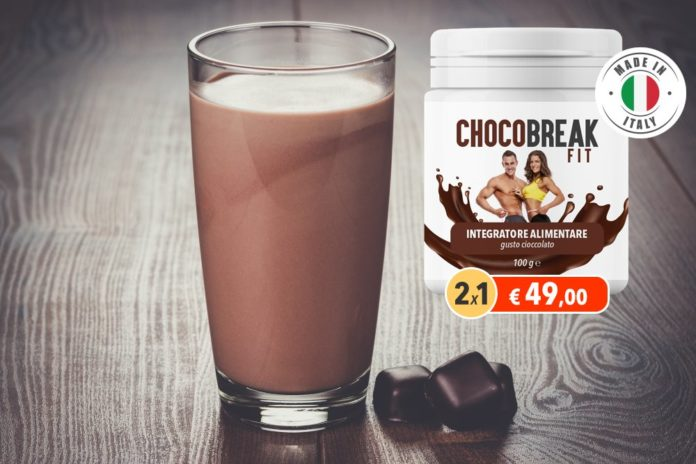 recensione integratore chocobreak fit