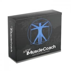 imuscle coach elettrostimolatore addominale