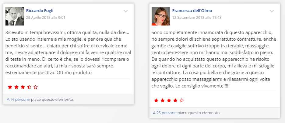 pocket massager opinioni e testimonianze