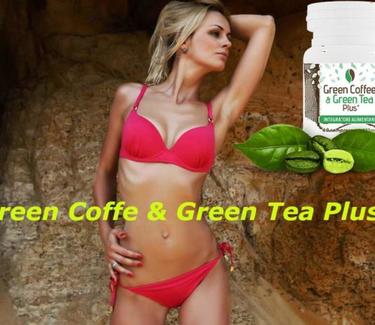 green coffe e green tea plus recensione