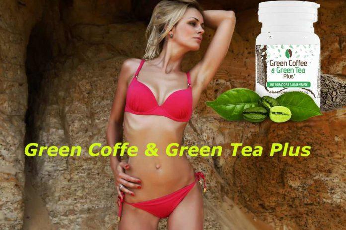 green coffe e green tea plus recensione