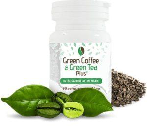 green coffee e green tea plus