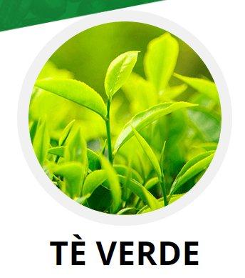 proprietà the verde e benefici